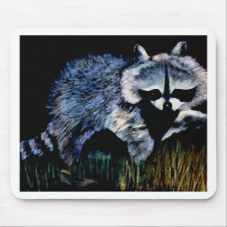 Raccoon Designer CricketDiane Stuff Mouse Pads