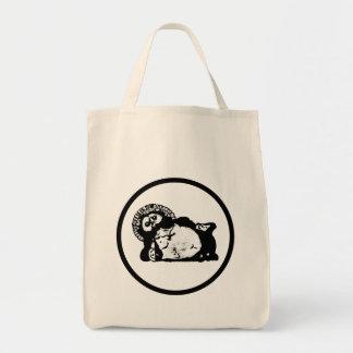 Raccoon dog bag