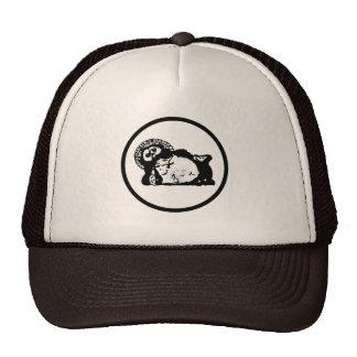 Raccoon dog hat
