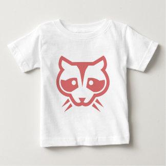 Raccoon Face baby Toddler t-shirt