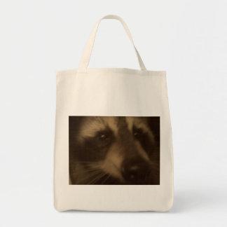 Raccoon Face! Tote Bag