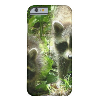 Raccoon Habitat Barely There iPhone 6 Case