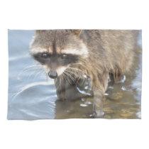 Raccoon Hand Towel