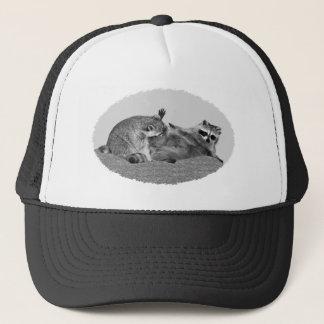 Raccoon Hats