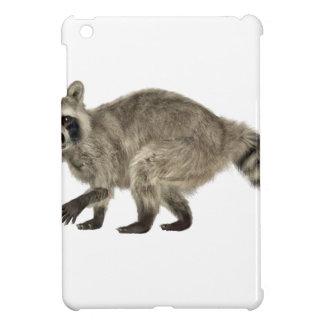 Raccoon In Side Profile iPad Mini Cover