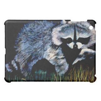 Raccoon iPad CricketDiane Designer Stuff iPad Mini Cover