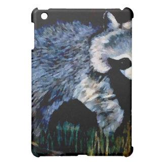 Raccoon iPad iPad Mini Case