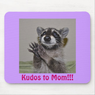 Raccoon - Mousepad
