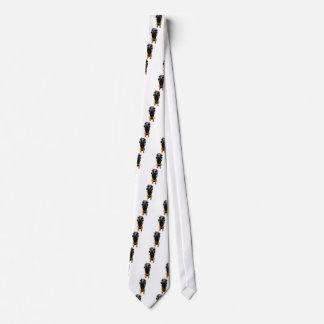 Raccoon Neck Tie