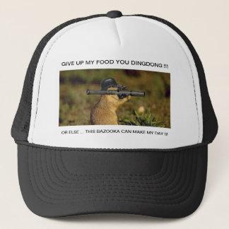 Raccoon on Trucker Hats