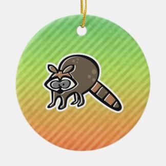Raccoon Ornaments