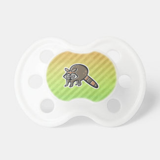 Raccoon Baby Pacifiers