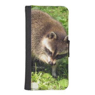 Raccoon Phone Wallet Case