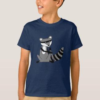 Raccoon Playing the Oboe T-Shirt