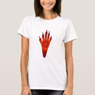 raccoon print T-Shirt