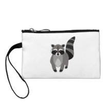 Raccoon Rascal Change Purse