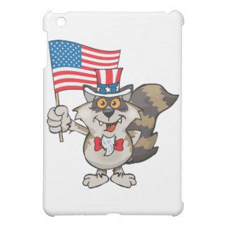 raccoon-sam1 iPad mini covers