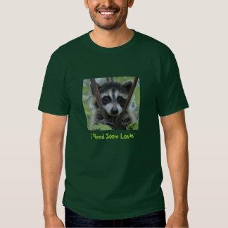 Raccoon - T-shirt