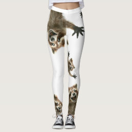 Raccoon tights.  So you'll never be alone Leggings