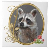Raccoon Tile