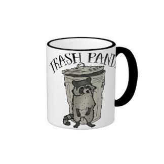 Raccoon Trash Panda Ringer Mug