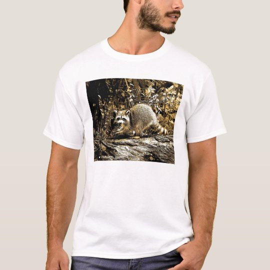 RACCOON VISIT THE FOX TREE T-Shirt