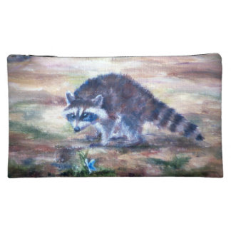 Raccoon What's That Makeup Bag