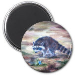 Raccoon What'sThat Magnet