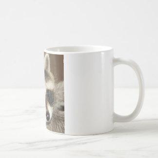 Raccoon Youngster Mug