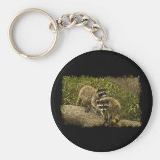 Raccoons Key Chains