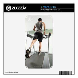 Race 3 iPhone 4S decal