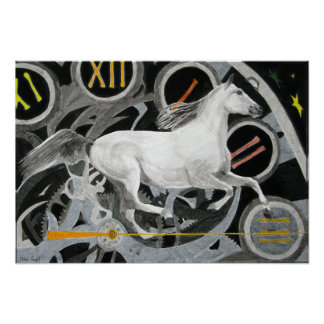 Race Against Time Print