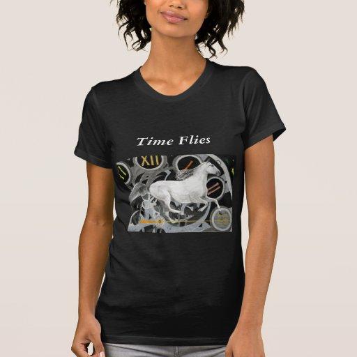 Race Against Time Tshirt