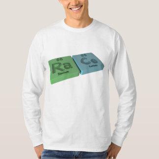 Race as Ra Radium and Ce Cerium T-Shirt