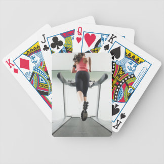 Race Bicycle Playing Cards
