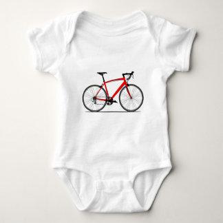 Race Bike Baby Bodysuit