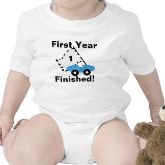 Race Car 1st Birthday Tee Shirt