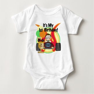 Race Car 1st Birthday Tshirts and Gifts