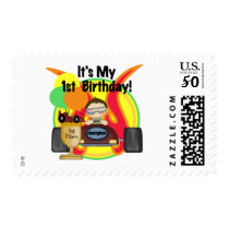 Race Car 1st Birthday Tshirts and Gifts Postage