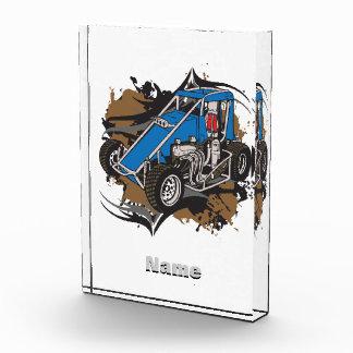 Race Car Acrylic Award
