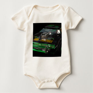 Race Car Baby Bodysuit