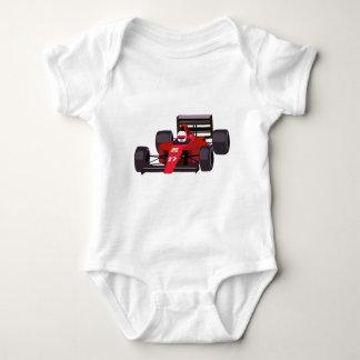 Race Car Baby Bodysuit