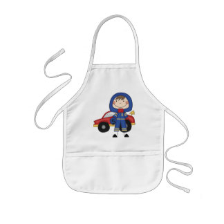 Race Car - Boy Tshirts and Gifts Kids' Apron