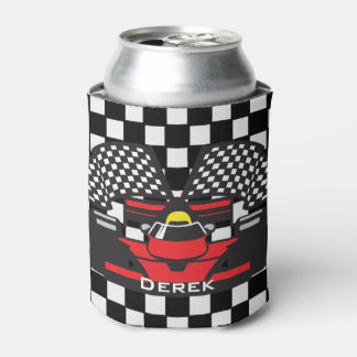 Race Car Design Can Cooler