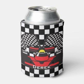 Race Car Design Can Cooler