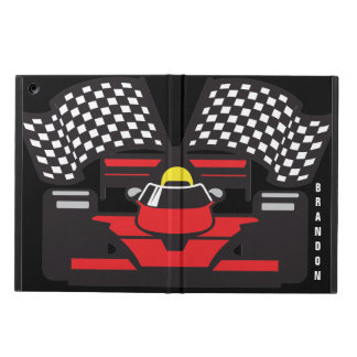 Race Car Design iPad Air Case