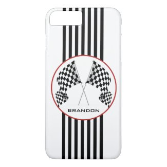 Race Car Design iPhone 7 Plus Case