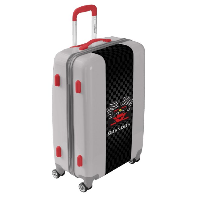 Race Car Design Luggage