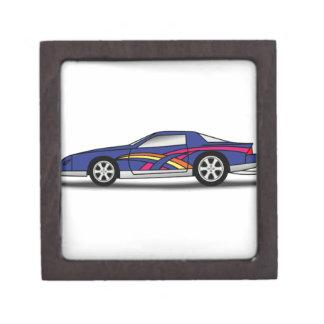 Race Car Gift Box