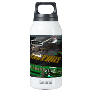 Race Car Insulated Water Bottle